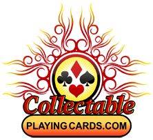 Collectable Playing Cards Coupons and Promo Code