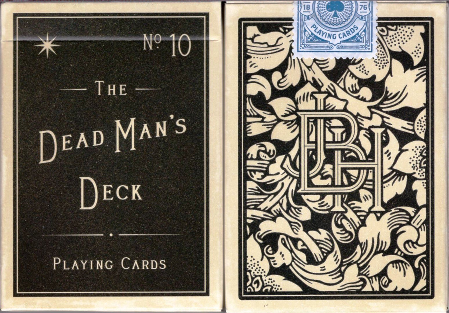 The Dead Man\\\'s Deck Playing Cards