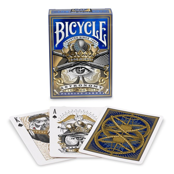 Bicycle Astronomy Playing Cards