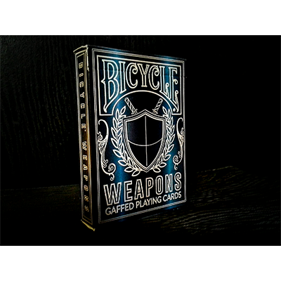 Weapons (Deck & Video) by Eric Ross