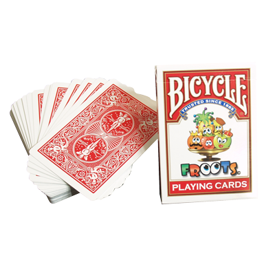 Bicycle Froots Deck by So Magic Evenements