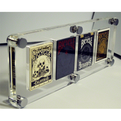 Kings Wild Exclusive (4 Deck) Card Case