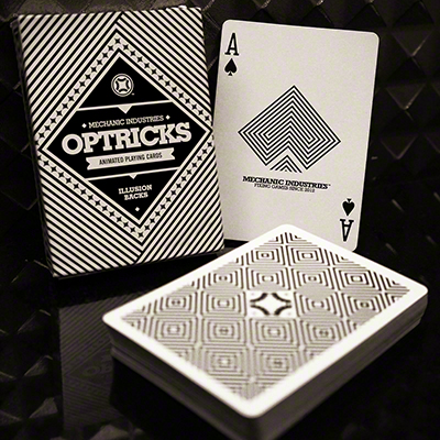 Mechanic Optricks deck by Mechanic Industires