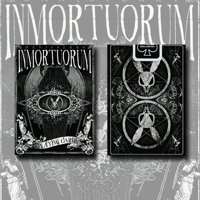 Inmortuorum Deck by Dan Sperry