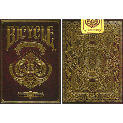 bicycle playing cards collection