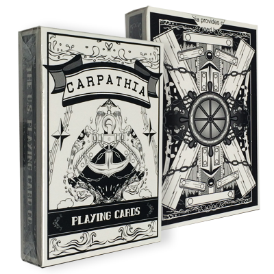 Carpathia Playing Cards