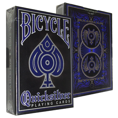 Bicycle Quicksilver Standard Deck