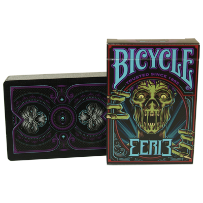 Bicycle Eerie Deck (Purple)