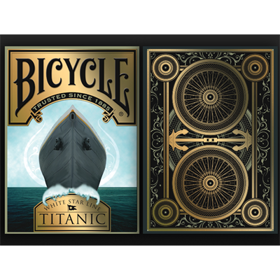 Bicycle Titanic Deck (Life) by USPCC