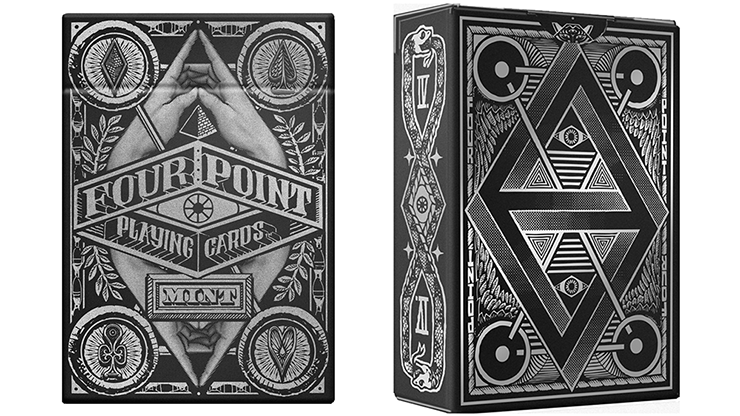 1st Edition Mint Deck (Playing Card) by Four Point Playing Cards