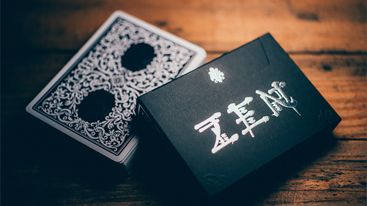 Royal Zen Playing Cards  by Expert Playing Cards