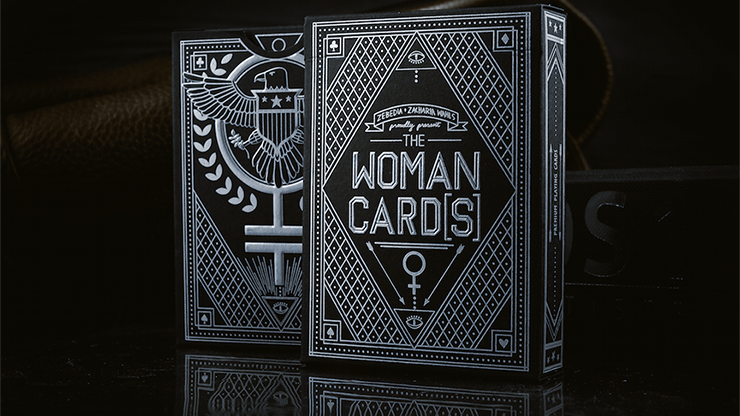 The Woman Card[s]