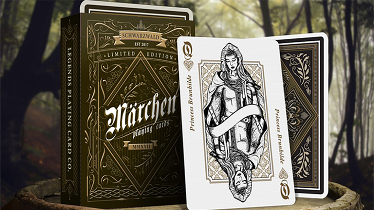 Marchen Schwarzwald Limited Edition Playing Cards