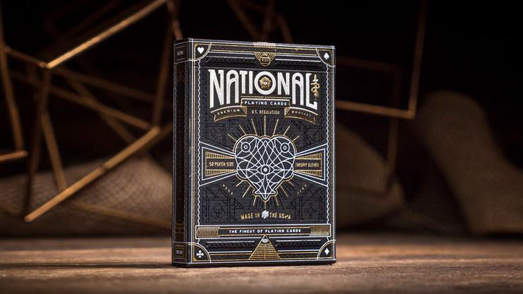 Risultati immagini per national playing card