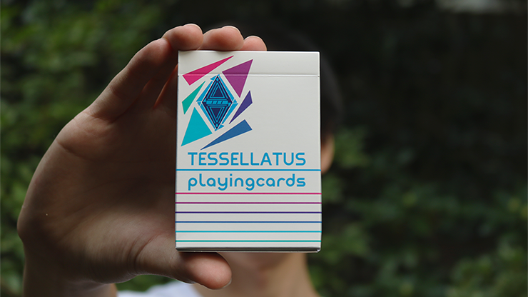Tessellatus Playing Cards by Hunkydory Playing Cards