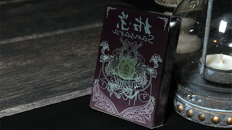 Unbranded Samsara Playing Cards