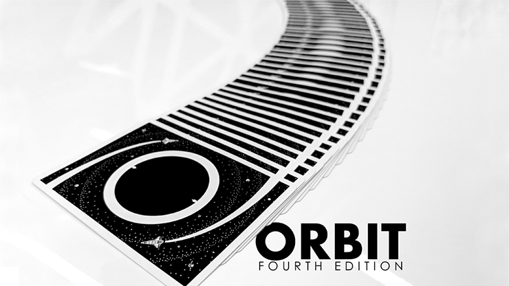 Orbit V4 Playing Cards