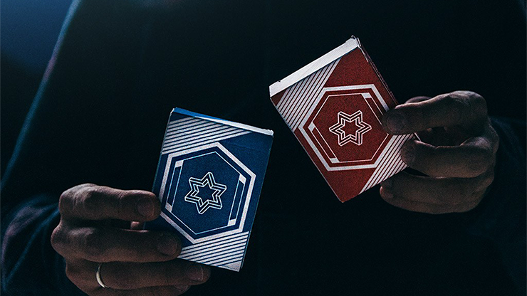 Vigor Playing Cards: Blue Edition