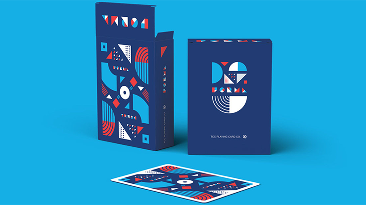 FORMA Playing Cards by TCC and Alejandro Urrutia