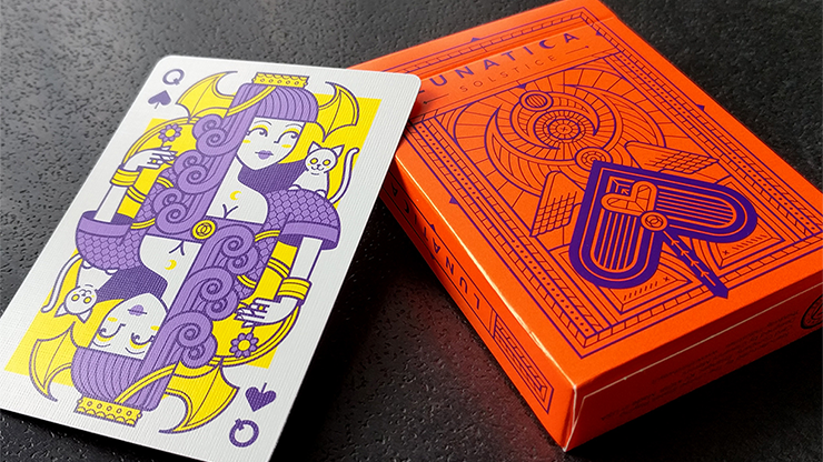 Lunatica Solstice Playing Cards