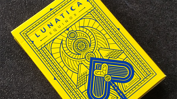 Lunatica Equinox Playing Cards