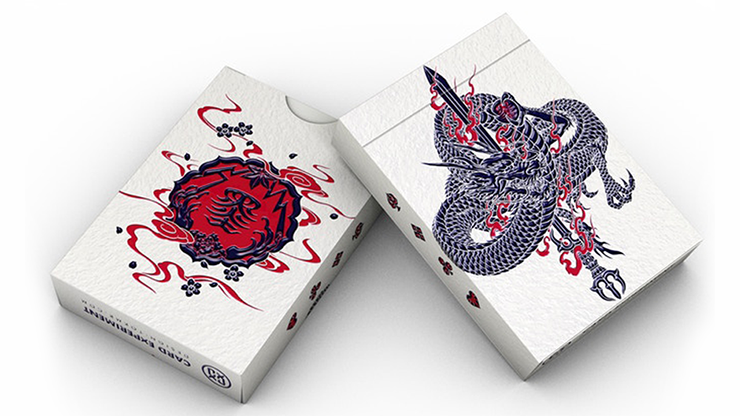 Sumi Artist Playing Cards