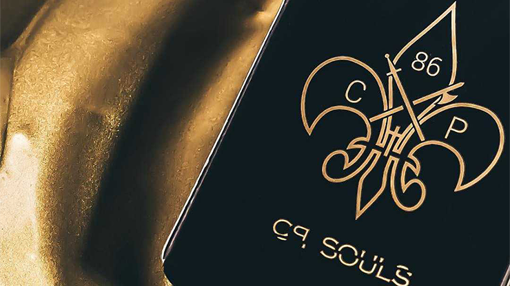 Cristian Pestritu's Soul Playing Cards