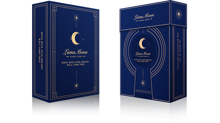Limited Edition Luna Moon Deluxe Set