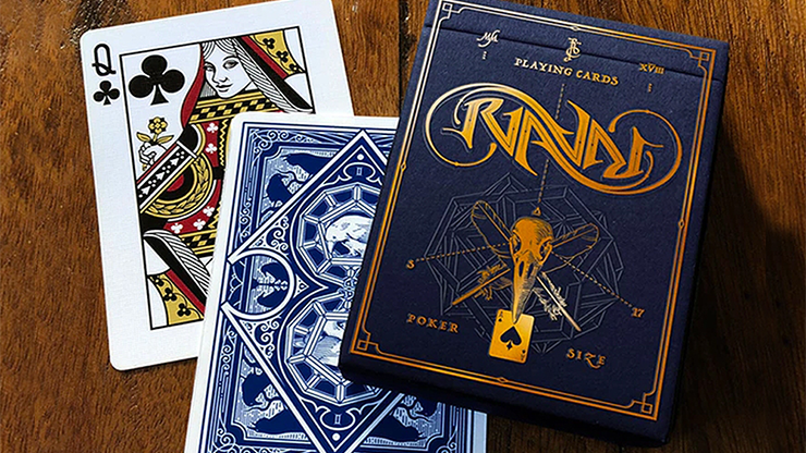Ravn Mani Playing Cards Designed by Stockholm17