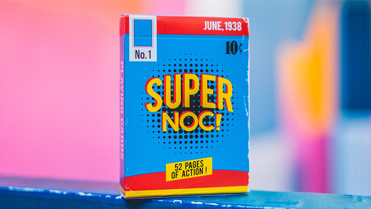 Super NOC Playing Cards (1st Edition)