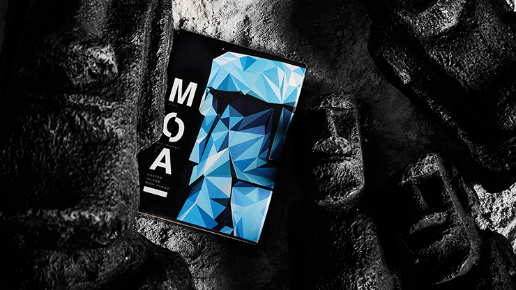 MOAI Limited Edition Playing Cards by BOCOPO