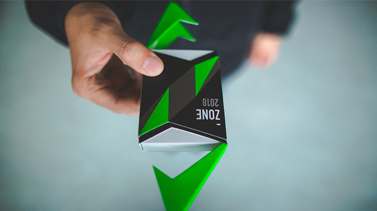 ZONE Playing Cards by Bocopo