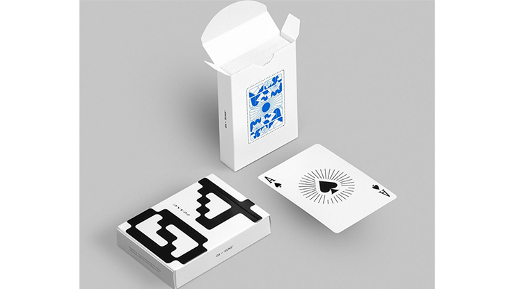 Entry Suns Playing Cards by Art of Play
