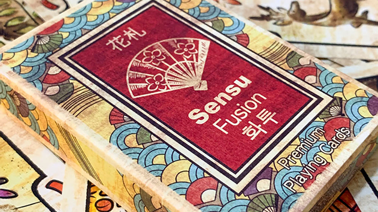 Sensu Fusion Playing Cards