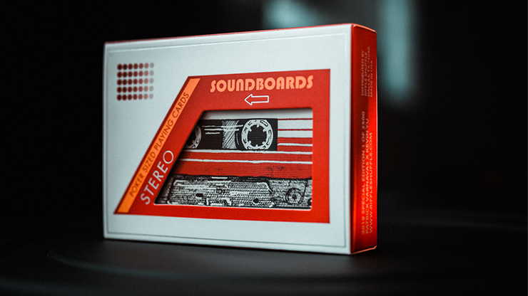SoundBoards Playing Cards