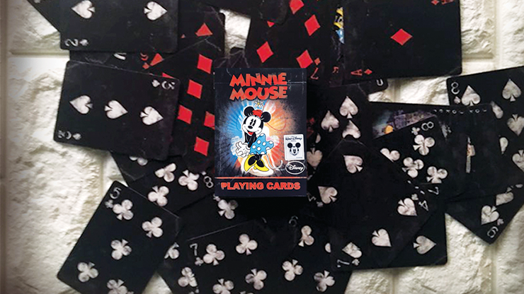 Vintage Minnie Mouse Playing Cards