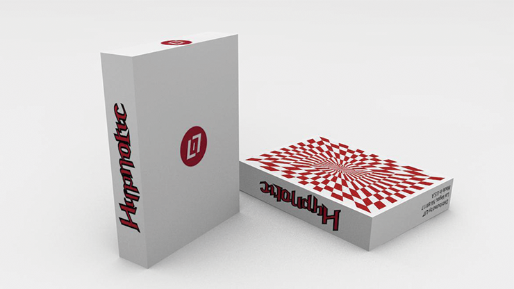 Hypnotic Playing Cards by Michael McClure