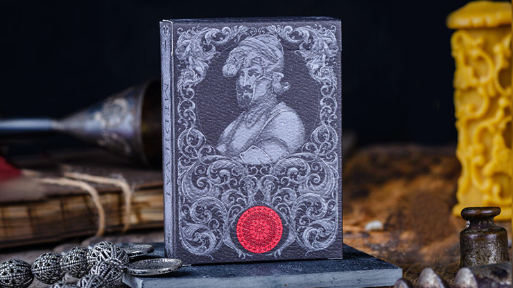 Medieval Stone Limited Edition by Elephant Playing Cards