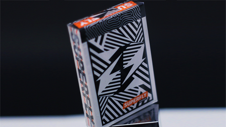 Superfly Dazzle Playing Cards by Gemini