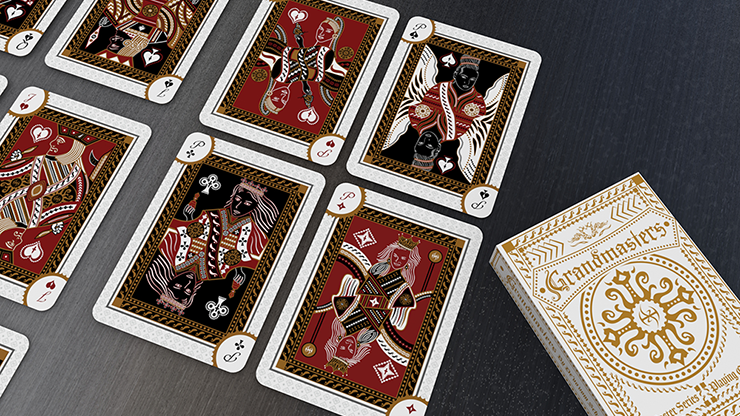 Grandmasters Casino (Standard Edition) Playing Cards by HandLordz