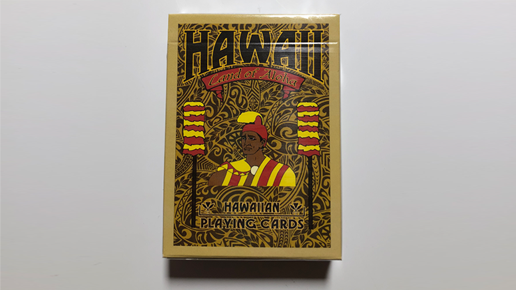 Hawaiian Playing Cards