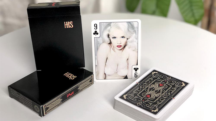 His & Hers Playing Cards