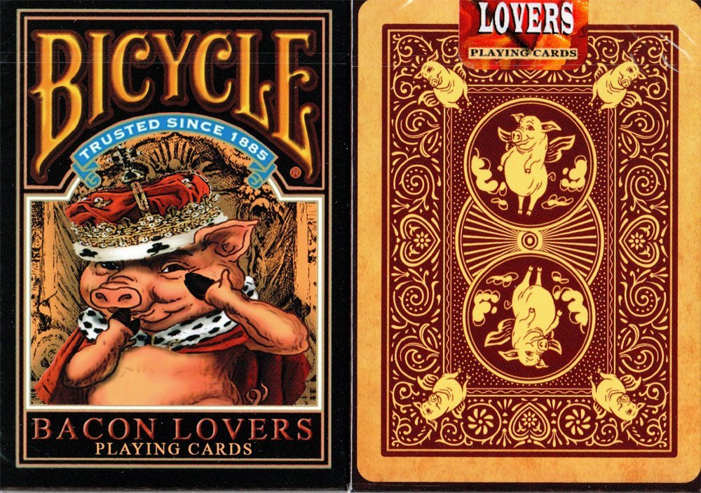 UNICORN EMERALD BICYCLE DECK OF PLAYING CARDS BY ALOY DESIGN /& USPCC MAGIC TRICK