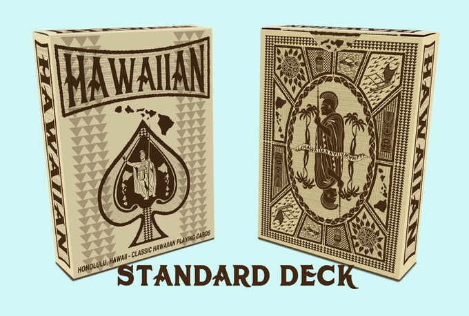 Bicycle Hawaiian Heritage Playing Cards Standard