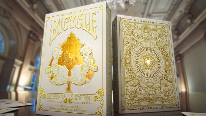 Bicycle Chic Playing Cards