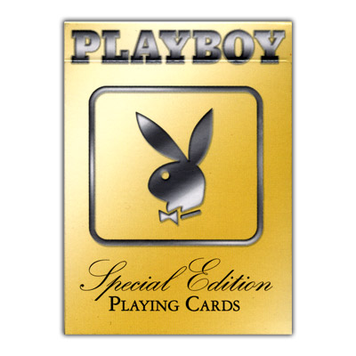 Playboy Playing Cards