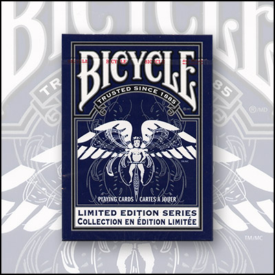 Bicycle Limited Edition Series #2 (Blue) by USPCC