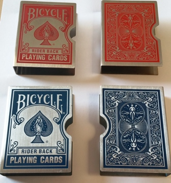 Card Guard Blue - Bicycle