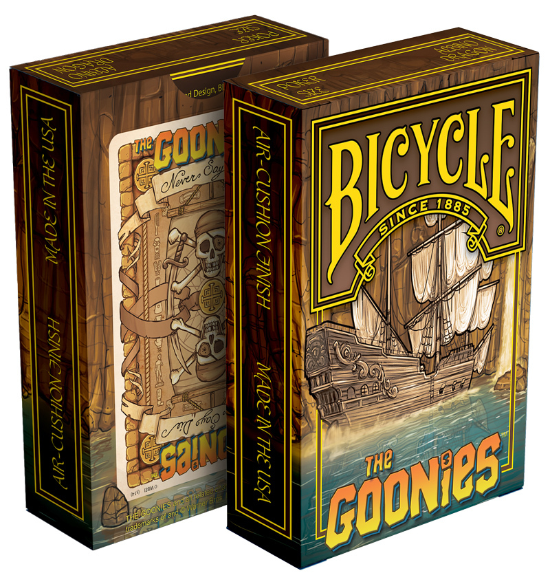 Bicycle The Goonies - Limited Playing Cards