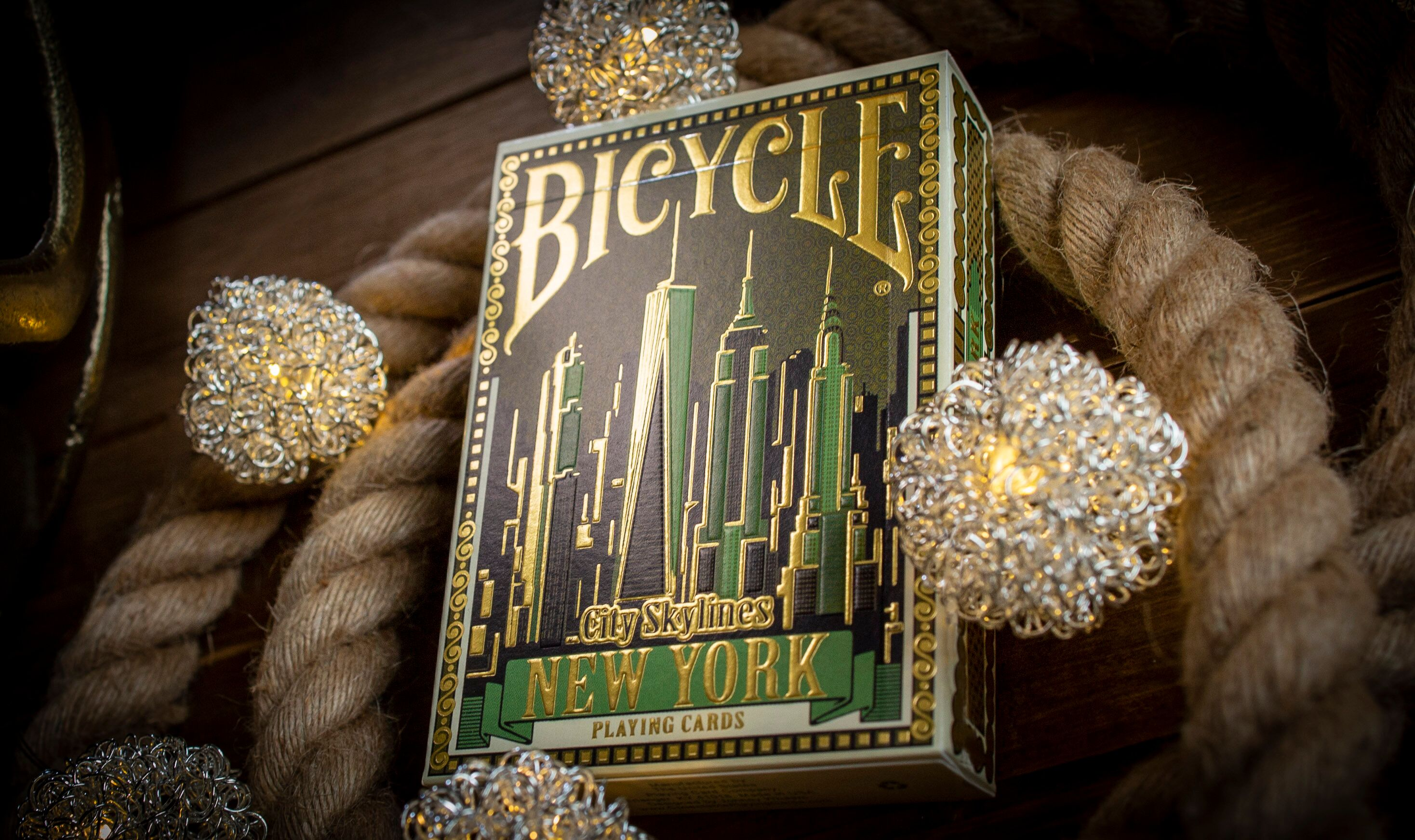 Bicycle Limited Edition City Skylines (New York)